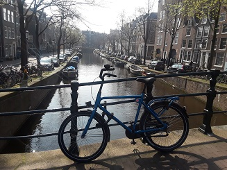 Amsterdam Destination Page