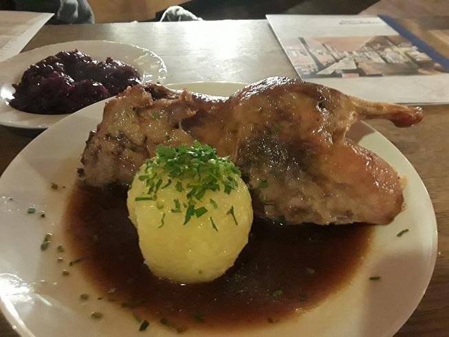 Bavarian Duck