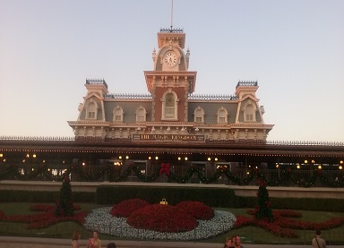 Disney World Destination Page