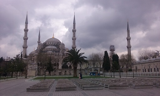 Istanbul Destination Page