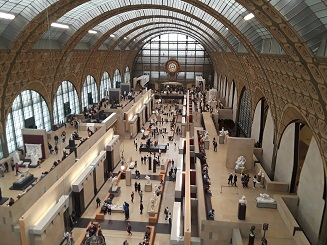 Orsay Museum Page