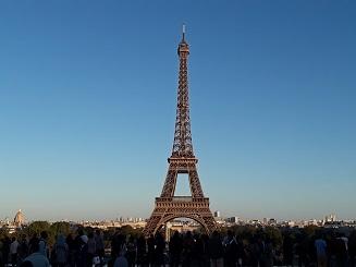 Paris  Destination Page