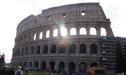 Rome destination page