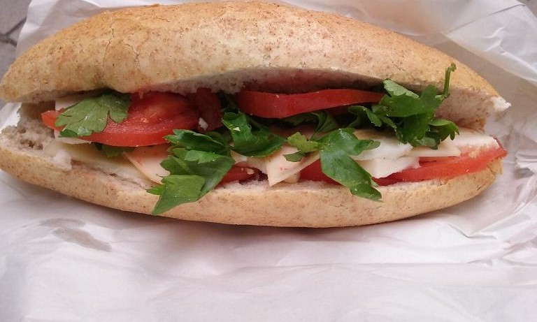 Turkish Sandwich