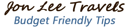 Jon Lee Travels Logo