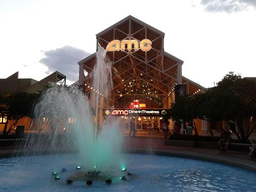AMC Movie Theatre Disney Springs