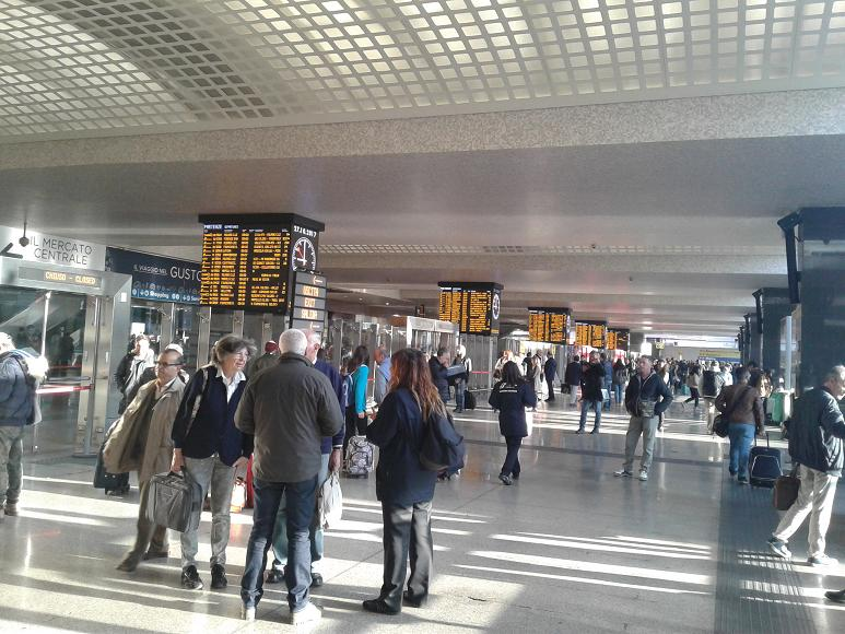 Train Area